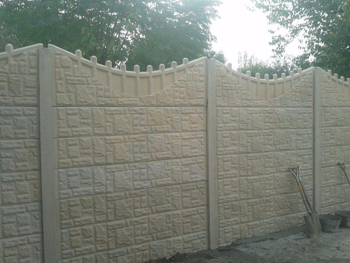 Cerco premoldeado hormigon pared tapial muro simil piedra - Piedra para muro exterior ...