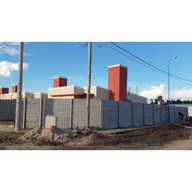 Cerco Premolplack  Pared Premoldeada  Muro Premoldado Precio