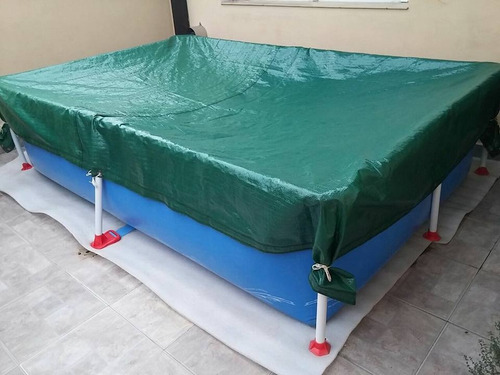 cerco toldo lona con ojales impermeable 1,8 x 1.6 mts