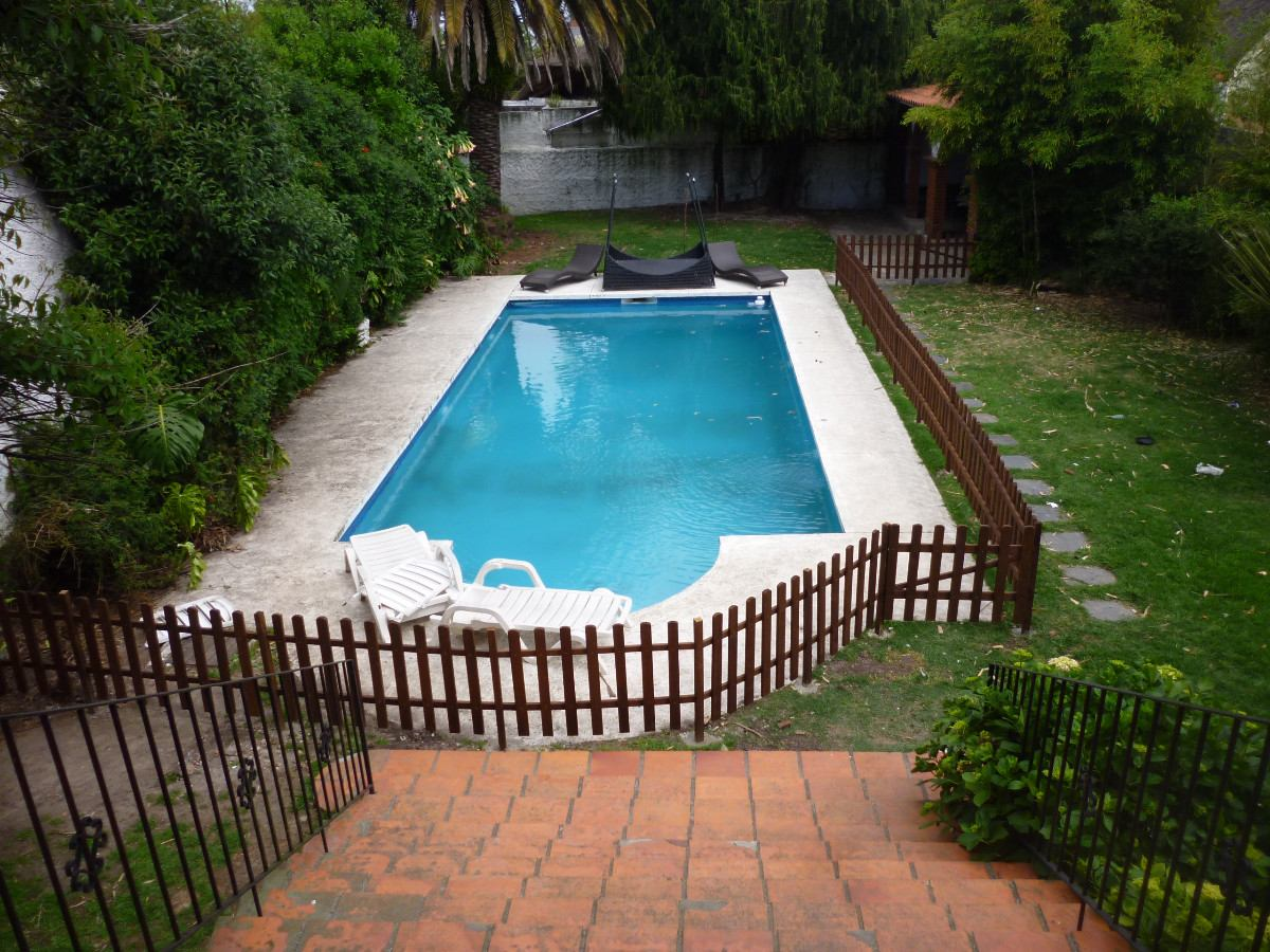 Cercos, Cercas Piscinas Madera Tratada Garantida - $ 1.700,00 en ...