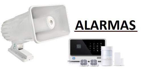cercos eléctricos con llamada a su celular,  concentrinas..