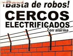 cercos eléctricos de alto boltaje con alarma para su hogar