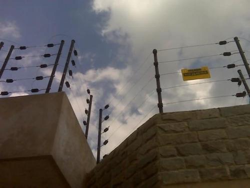 cercos eléctricos de seguridad perimetral garantizados