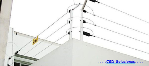 cercos eléctricos - instalacion completo - mantenimientos