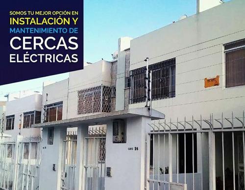 cercos eléctricos instalación. todo para cerco electrico