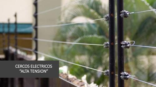 cercos electricos perimetrales