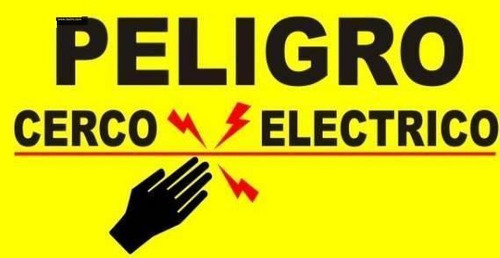 cercos electrificados nuevos/mantenimi solicite presupuesto