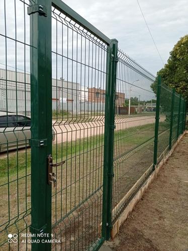 cercos perimetrales reja panel prefabricadas ,euro panel