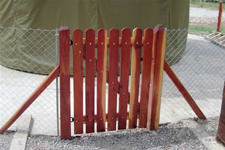 cercos perimetrales, tejidos alambrado romboidal, postes