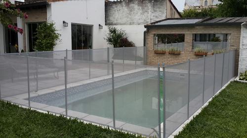 cercos removibles para piscinas - promo mayo