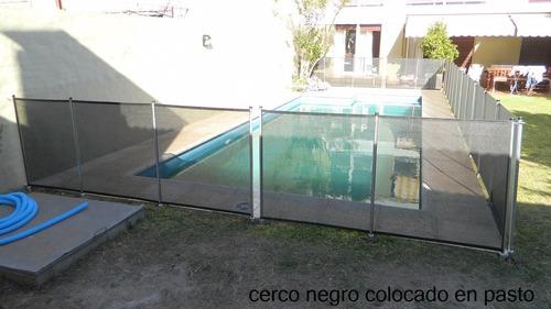 cercos removibles para piscinas,3 refuerzos, coloquelo usted