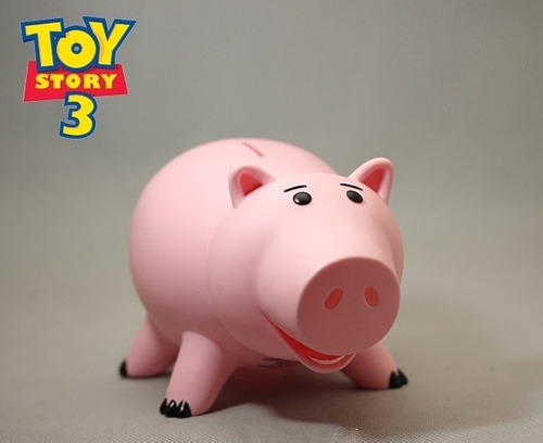 cerdito toy story doctor tocino alcancia original