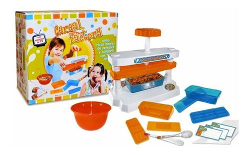 cereal factory fabrica barras cereales original comercial tv