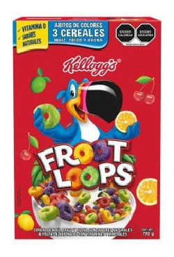 cereal froot loops kellogg's 790 g