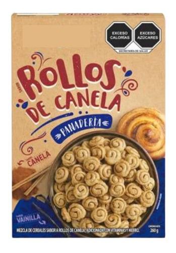 cereal kellogg´s panadería rollos de canela 260 g