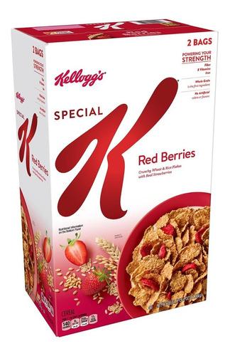 cereal  kellogg's special k, bayas rojas (1.07 kg.)