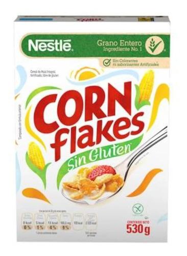 cereal nestlé corn flakes sin gluten 530 g