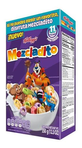 cereal surtido kellogg's mezcladito 350 g