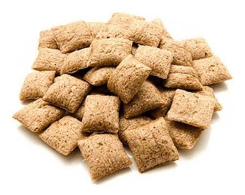 cereales almohaditas rellenas tres sabores