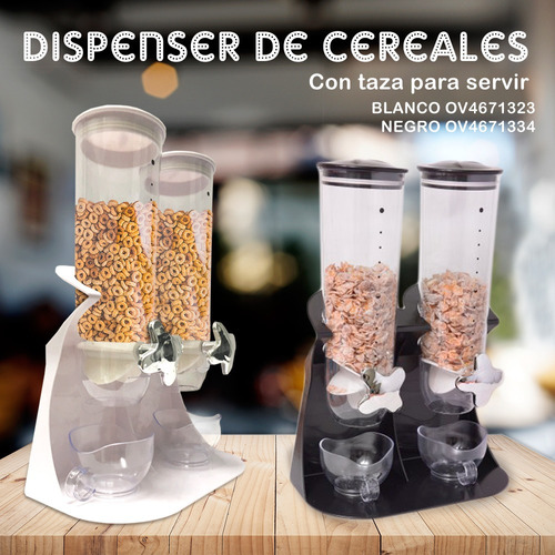 cereales cocina dispenser