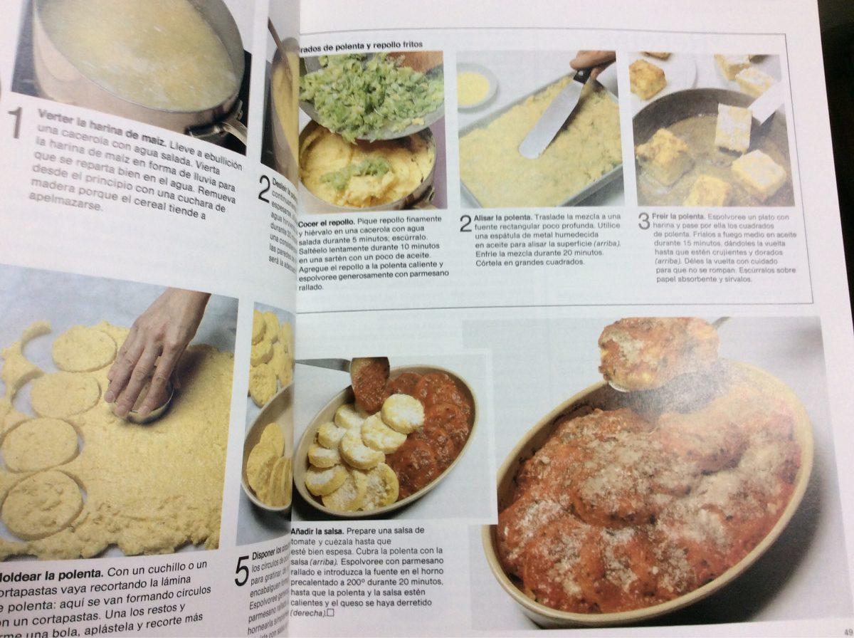 Cereales y pasta ii la buena cocina paso a paso for Cocina paso a paso pdf