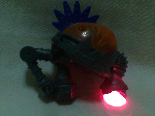 cerebots de megamente (naranja y azul) 2010