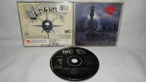 cerebral fix - tower of spite ( benediction sacrilege napalm