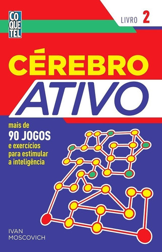 cérebro ativo exercícios para sua inteligência kit 4 volumes