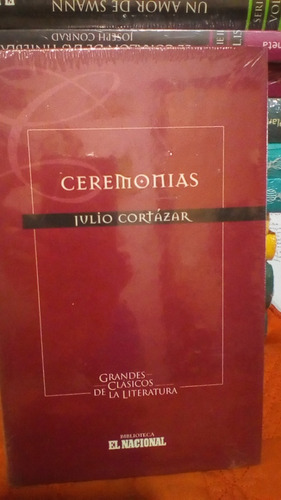 ceremonias - julio cortazar