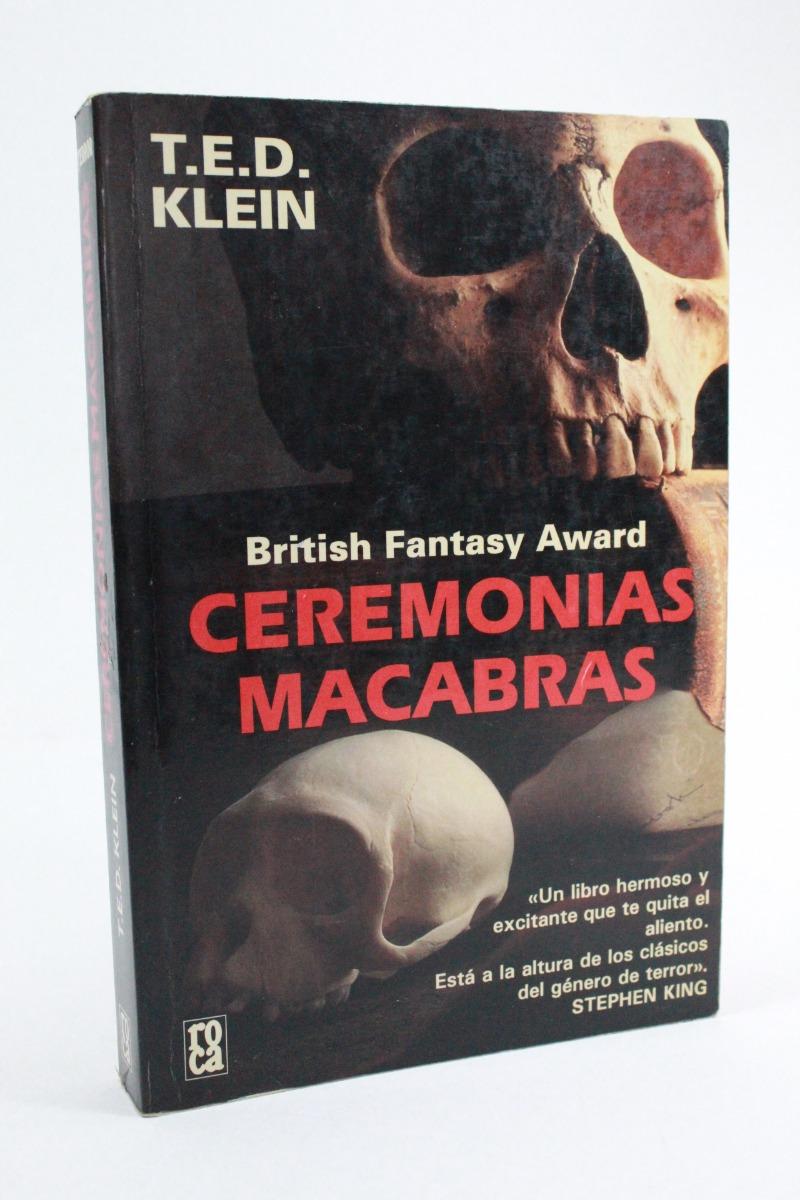 Ceremonias Macabras British Fantasy Award C5r - $ 350 00