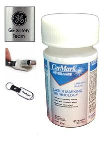 Cermark Lmm6000 25gr  Liquido Thermark Grabado Laser Metales