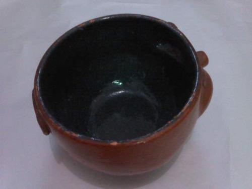 cerâmica antiga cumbuca porco feijoada