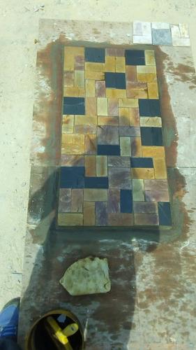cermica rustica laja formateada espacato pinturas