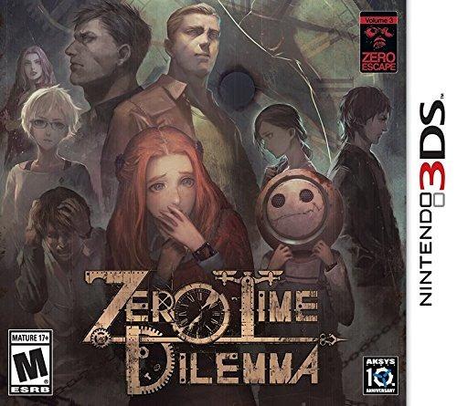 cero tiempo dilemma 3ds