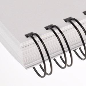 cerradora encuadernadora rafer  alambre doble eléctrica a3