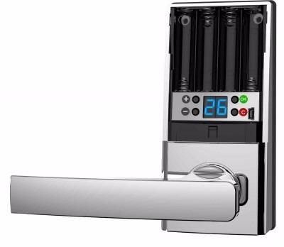 cerradura biométrica anviz
