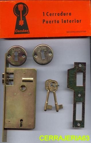cerradura candex 901