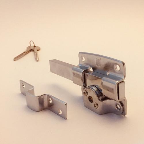 cerradura de aplicar llave cruz