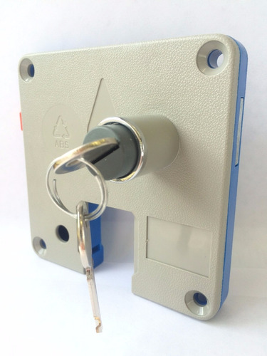 cerradura de moneda importadas para lockers+cajetin