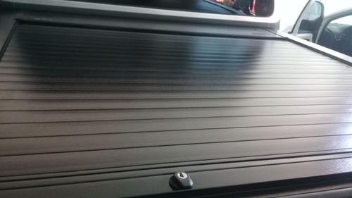 cerradura de repuesto tapa rigida rollpro de aluminio amarok