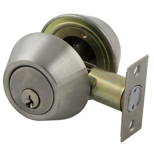 Cerradura de seguridad para puerta 438 90 en mercado libre for Cerraduras de seguridad para puertas