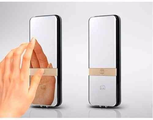 Cerradura digital para puertas de vidrio gateman yale for Cerradura para mampara de vidrio