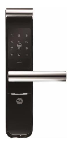 cerradura digital yale ymf30, apertura por clave o tarjeta