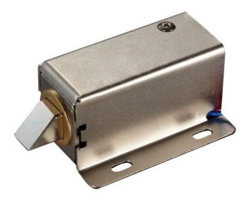 cerradura eléctrica de pestillo a inducción marca cygnus