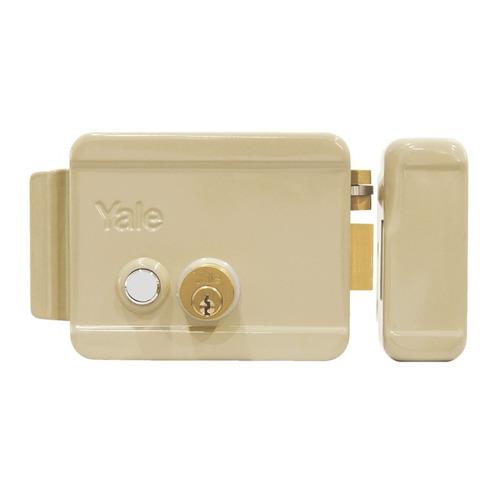 cerradura electrica derecha botón seguridad hogar