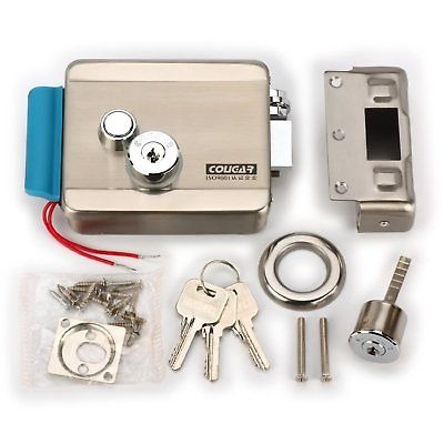 cerradura eléctrica electrónica para el sistema de seguridad