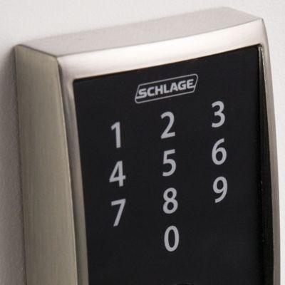 cerradura electrónica century latitude schlage