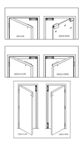 cerradura electronica digital magnetica puerta 180 kg acceso