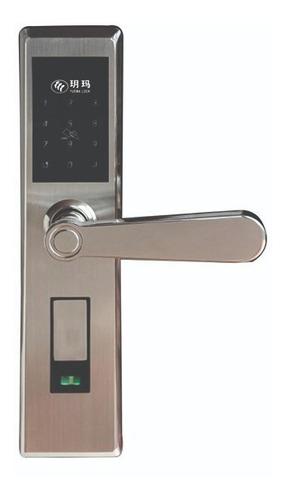 cerradura electronica inteligente digital huella llave