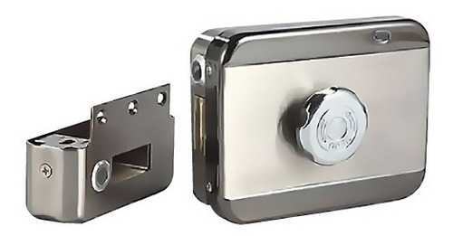 cerradura electrónica motorizada de cilindro simple cygnus